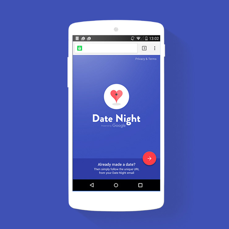Google / Date Night